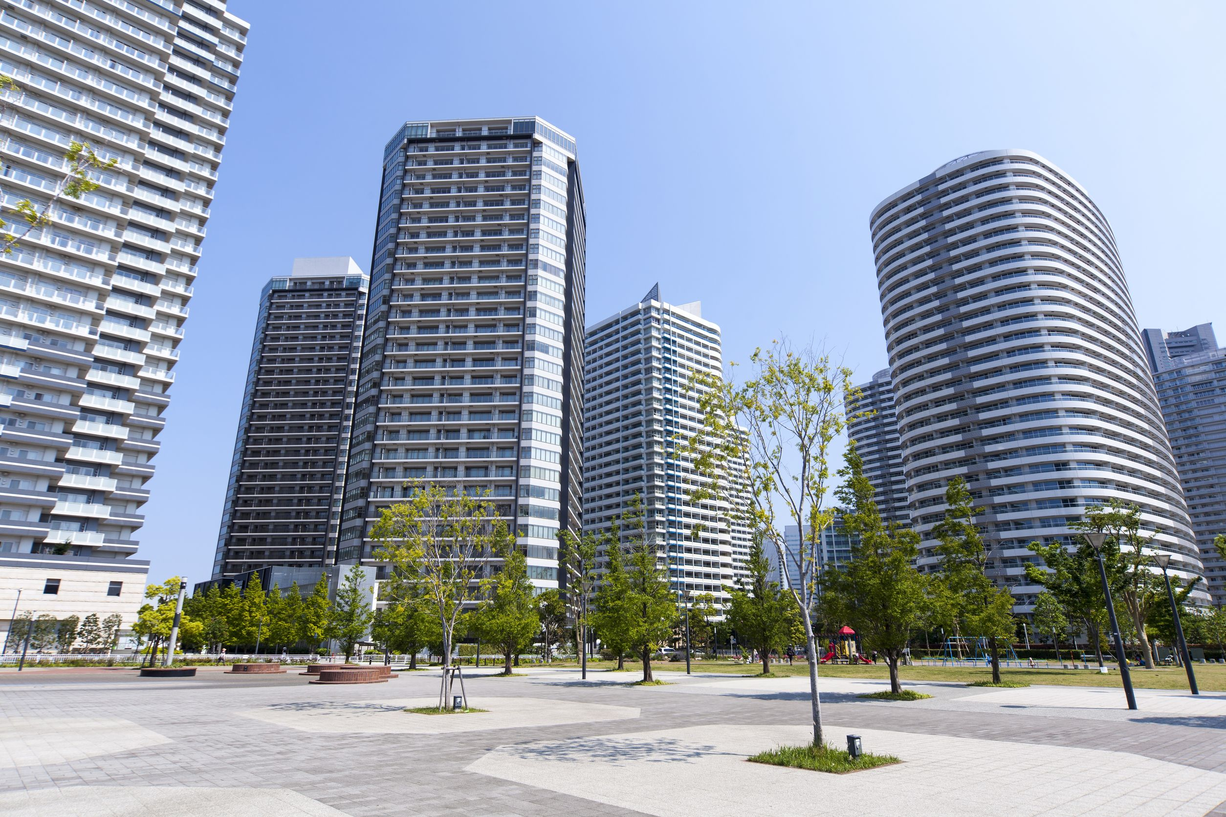 【高級賃貸マンション】自社開発・自社保有プロジェクト、「大森西3丁目計画」着工しました。